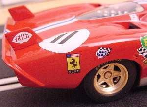 N.A.R.T. at Le Mans, via Sam Posey