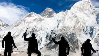 Climbers Leaving Everest Shit-Covered Biohazard, Sherpas Warn
