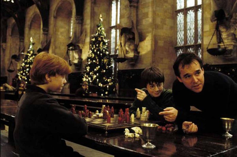 Harry Potter Director Chris Columbus' New Fantasy Book Totally Not a Potter Wannabe