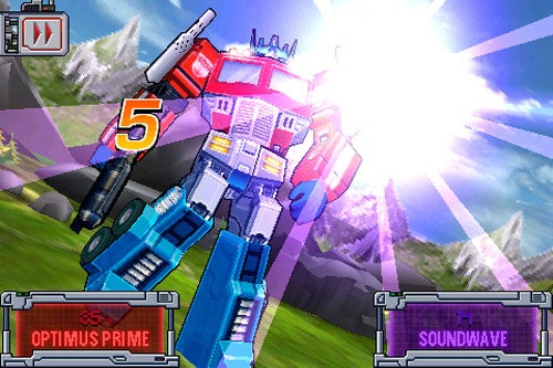 G1 Transformers Awaken On The iPhone