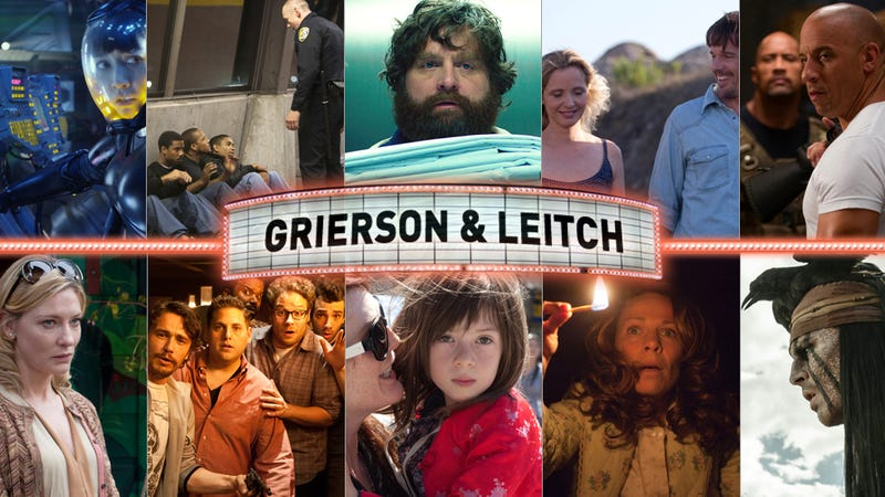 The Best And Worst Of Summer Movies: A Grierson & Leitch Report