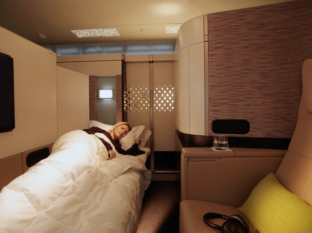 Etihad's New 'Residence' First Class Will Make You Insanely Jealous