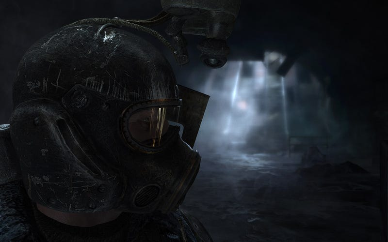 Metro 2033 Struts Its Direct X 11 Stuff