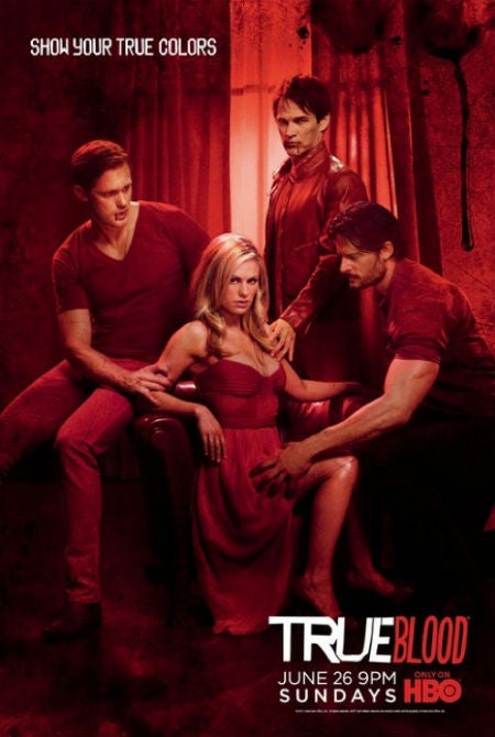 True Blood Season 4 Posters