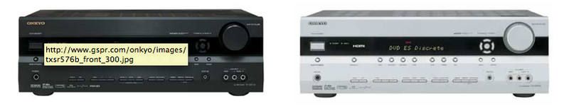 Onkyo Brings Out a Pair of A/V Receivers for April