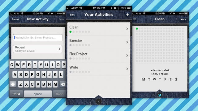 Wonderful Day Puts Seinfeld's Productivity Secret on Your iPhone