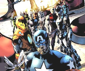 Marvel Prez Leaks Avengers Movie Details
