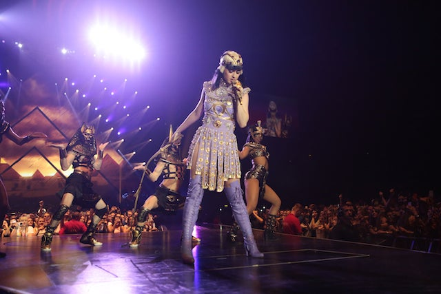 Katy Perry's Tour Outfits Are Campy, Sparkly and a Little Insane