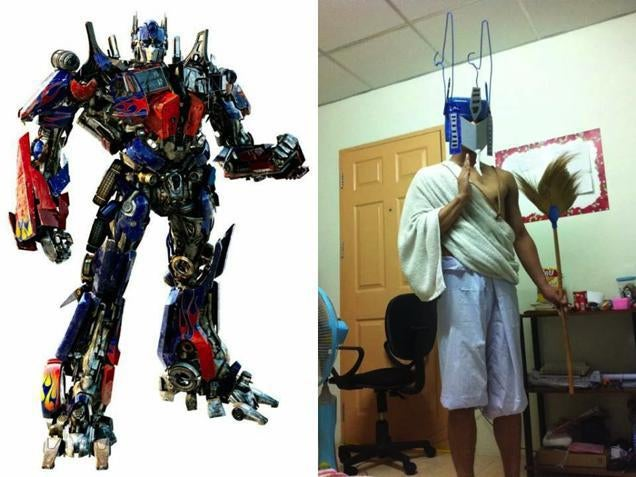 "The Internet's Most ""Terrible"" Cosplay Is Still the Most Amusing"