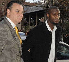Plaxico Burress Should Get Used To Confined Spaces