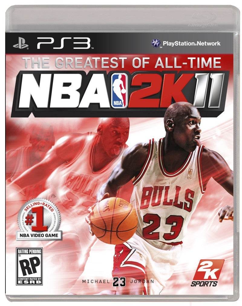 Michael Jordan Video Game Cover Revealed, Cribs Ali's Nickname