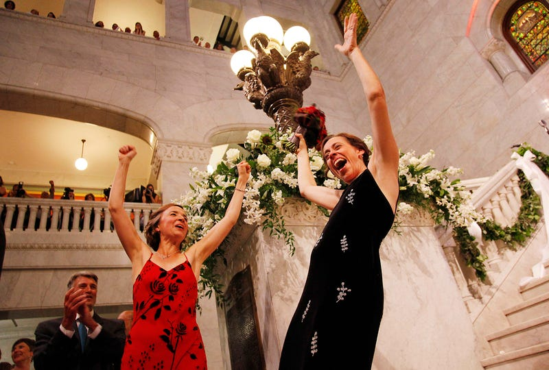 The First Gay Couples Who Got Married in Minnesota Will Make You Smile