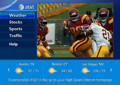 U.S. Xbox 360s Get IPTV Through AT&T Uverse This Year