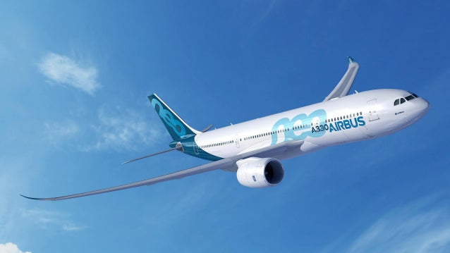 "Updated Airbus A330 ""NEO"" Gets New Engines, Wings And Cabin"