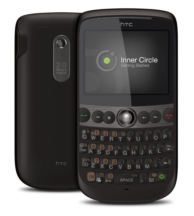 HTC Snap Looks Like Beautiful Black berry BOLD