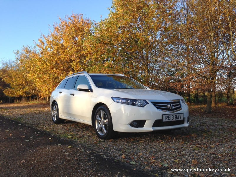Honda Accord Tourer - Why Someone Might Buy One