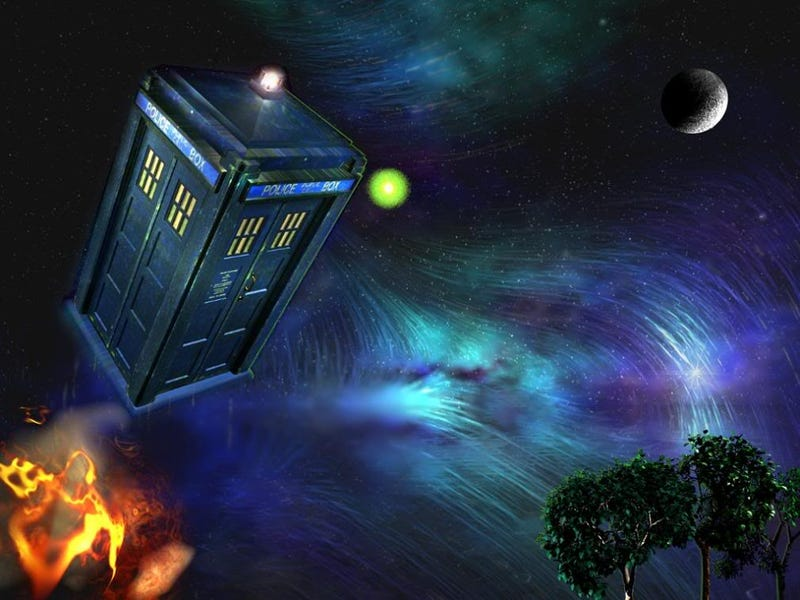 If you live in Madison, WI, you could be working on the Doctor Who MMO