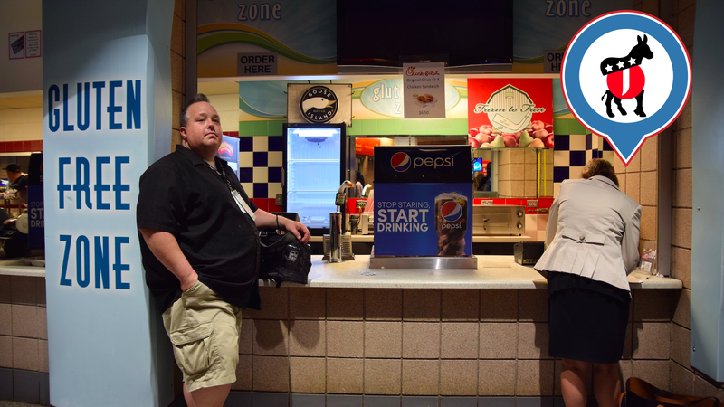 Scoop: Have Convention-goers Been Duped By a Bogus 'Gluten-Free Zone'?