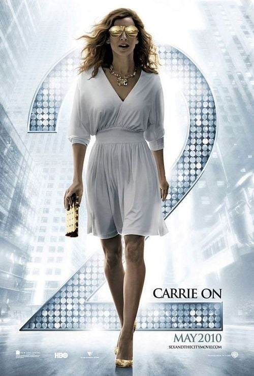 How Many Idiots Will You See Wearing Carrie Bradshaw's Dress This Summer?