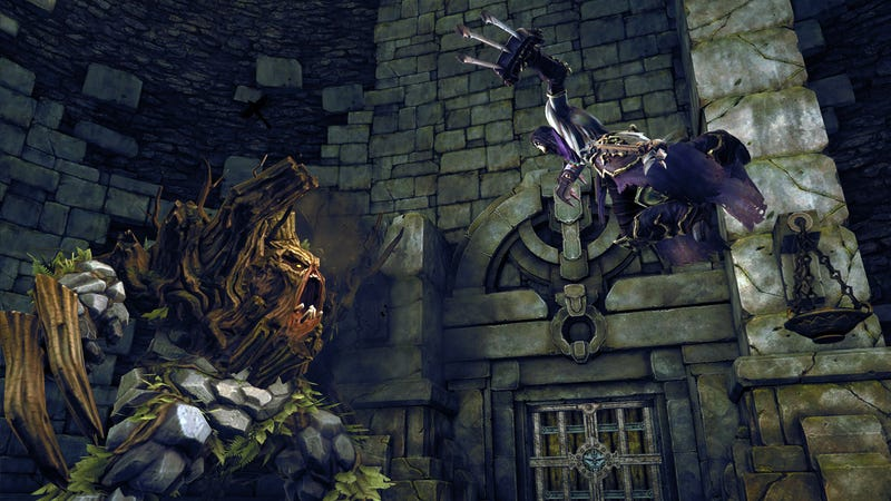 Death Brings Nimble Platforming and Speedy Combat to Darksiders II
