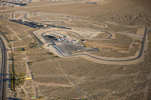 Tuesday Track Attack: Spring Mountain Motorsports Ranch