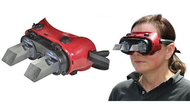 Wait, Why Do I Want Goggles That Show Me the World Upside-Down?