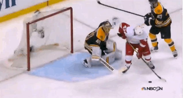 Pavel Datsyuk's Slick Moves Put Detroit Up 1-0 Over Bruins