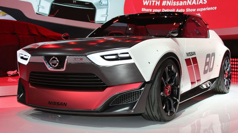 The Nissan IDx Is A Pornographic Interpretation Of A Modern Datsun 510