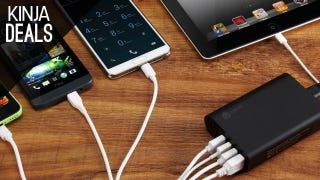 Wrangle Your Cables With This $19, 6-Port Charger