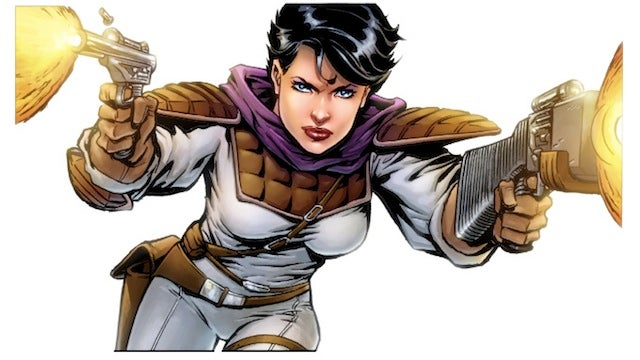 Saturday Webcomic: Trekker is an ass-kicking bounty hunter from our pulp retro future