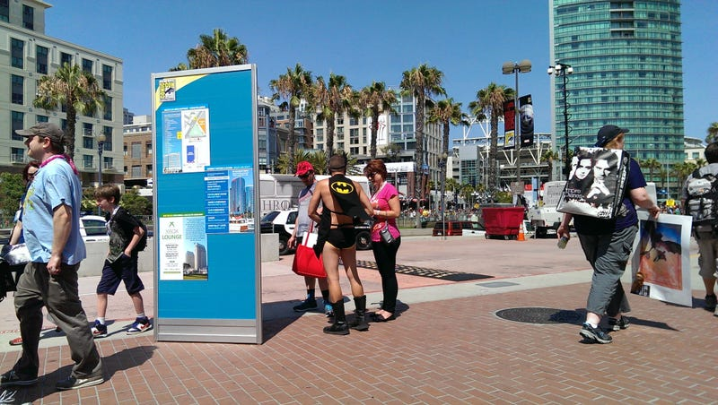The Laziest Comic-Con Cosplay Gallery, Or The Best?
