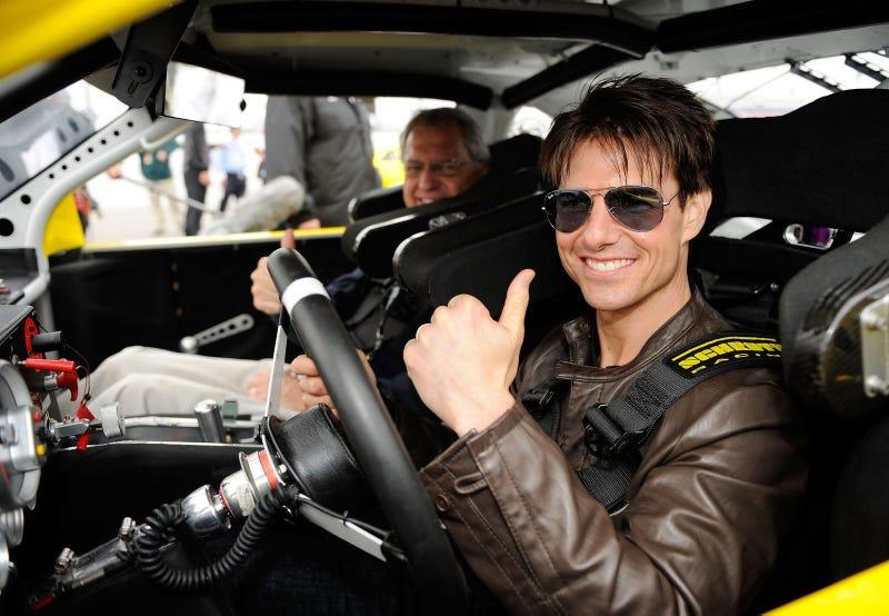 """How Tom Cruise Earned The Nickname """"See Cruise Crash Again"""""""