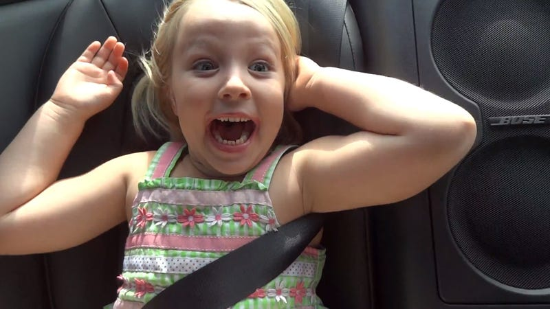 How A Five-Year-Old-Girl Captures The Essence Of Cars