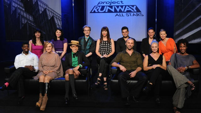 Here Are The Folks You'll See On Project Runway All Stars
