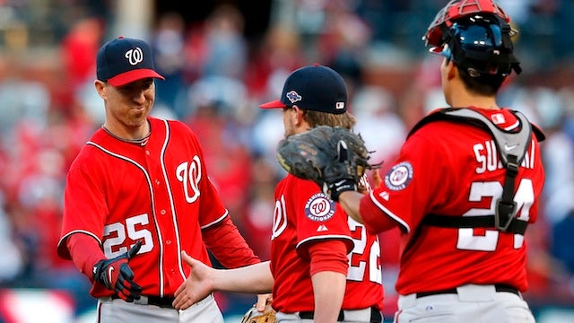 Your MLB Playoffs Open Thread