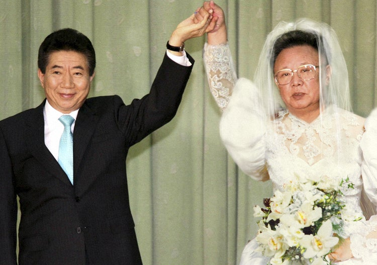 Let's All Laugh At Kim Jong-Il While Looking At His Secret Life Photoshops
