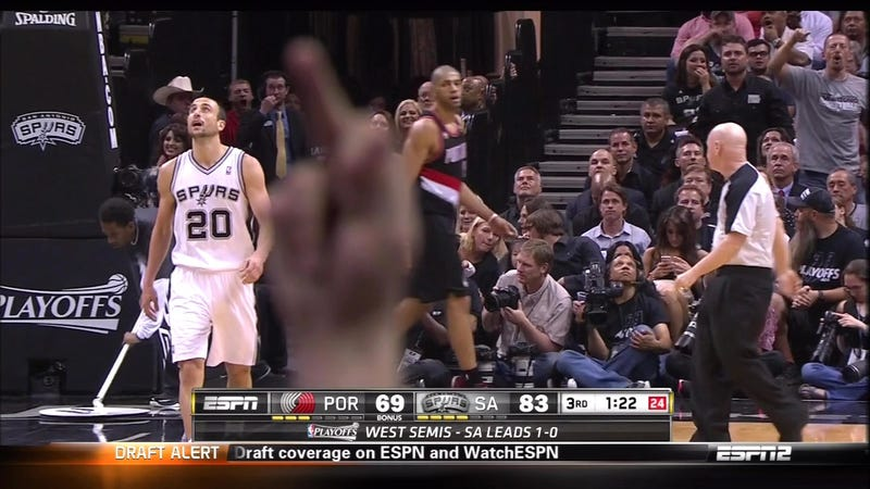 This Middle Finger Aimed At Joey Crawford Speaks For America