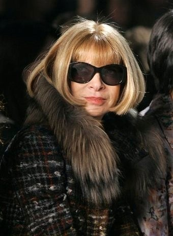 Anna Wintour to Oprah: 'Lose Some Weight, Fatass!'