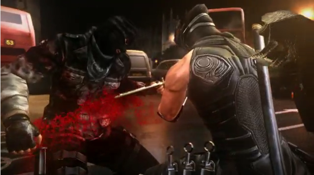 Check Out a Little Slice of Ninja Gaiden 3
