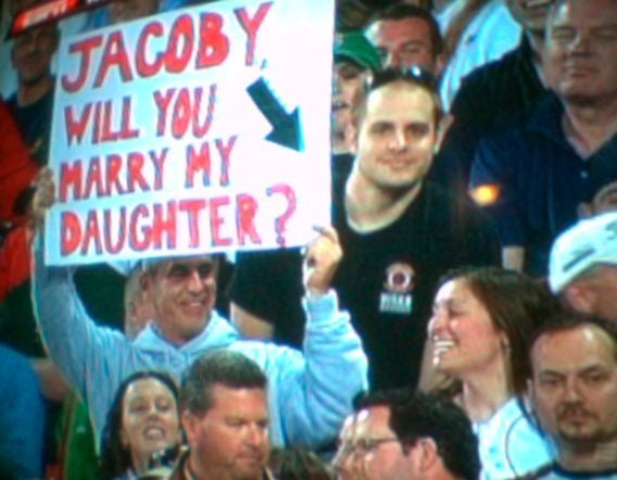 Jacoby Ellsbury's Steal Of Home Turns Well-Meaning Boston Dads Into Smiling Pimps