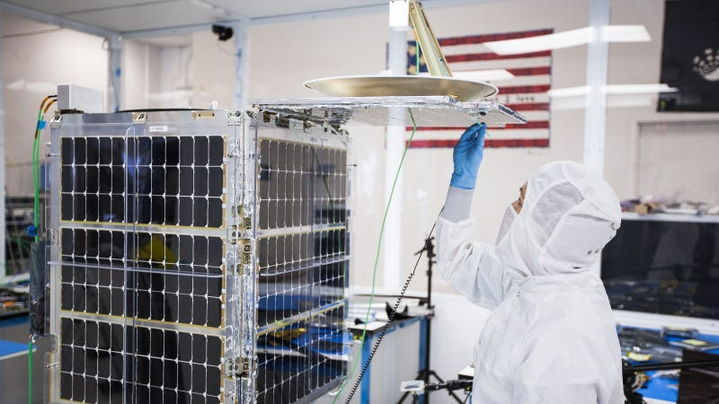 How Swarms of Tiny Satellites Are Creating a Real-Time Google Earth