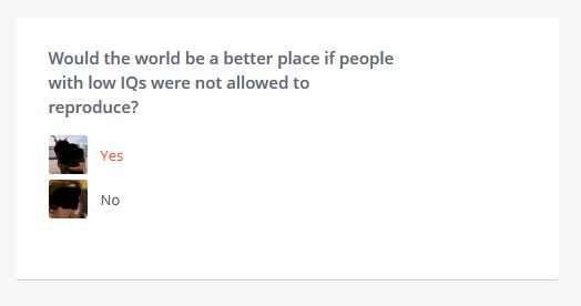 Eugenics on OKCupid