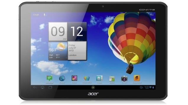 Pre-Order Acer's Quad-Core Tegra 3 Tablet