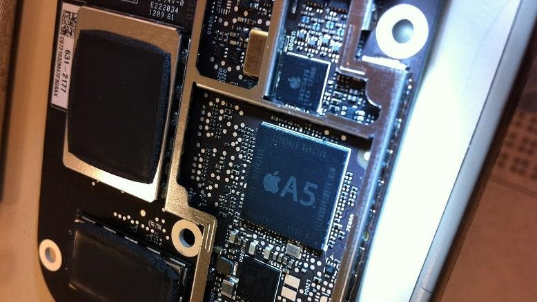 The iPad Mini's Guts Are Basically an iPad 2