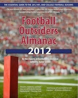 32 Paragraphs About 32 NFL Teams From The Football Outsiders Almanac 2012