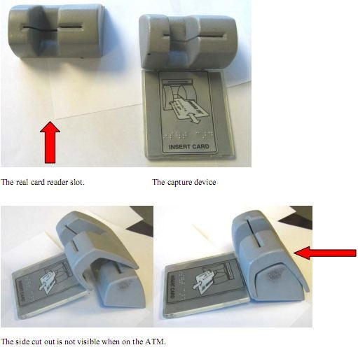ATM Card Skimmers Are Getting Frighteningly Sophisticated
