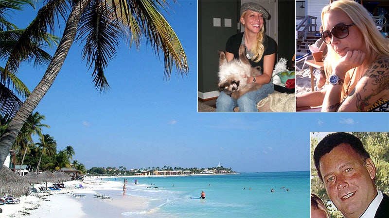 Creepy Travel Companion Held in Aruba Vanishing Case