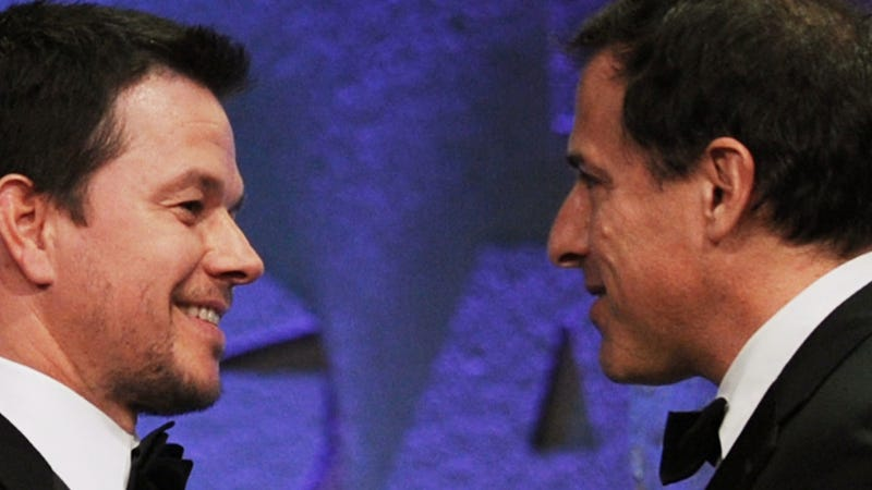 Report: Mark Wahlberg Won't Be in Uncharted Flick