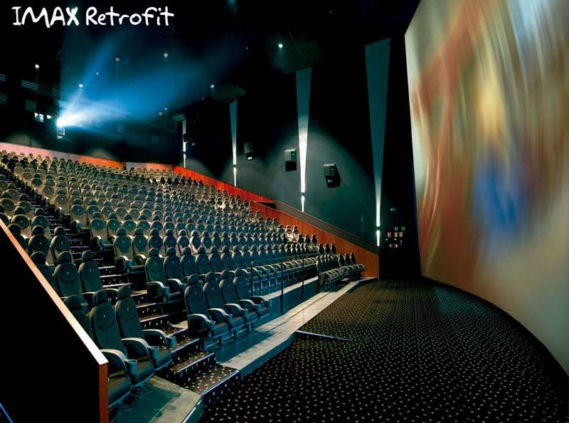 Cineplexes Getting IMAX, But Is It IMAX or CONSPIRACY?