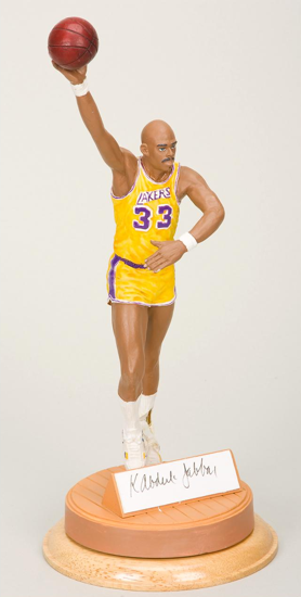 Kareem Abdul-Jabbar Wants A Statue, Damn It
